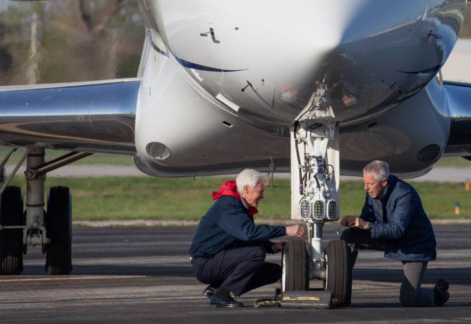 American Air Charter Maintenance